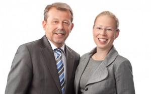 Andreas Barth hat die Nachfolge in seinem Unternehmen frühzeitig geregelt: Seit 2011 ist seine Tochter Annett auch Geschäftsfürherin. Foto: fotostudiowest